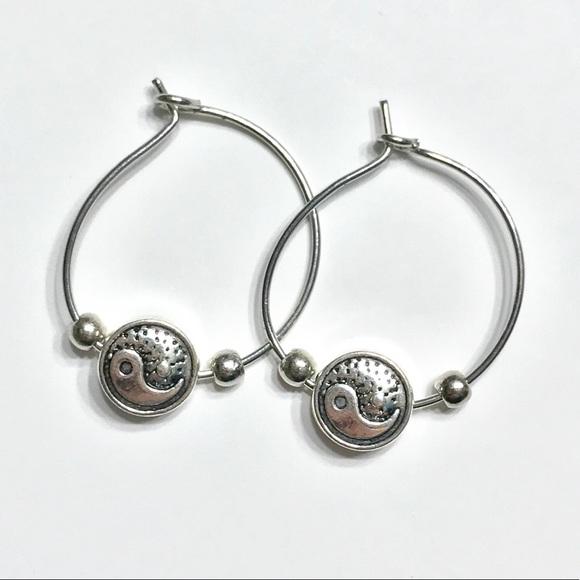 Jewelry - New Yin Yang Earrings
